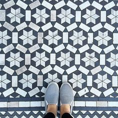 More blue heaven. Regram @macadameia // tagging.#FeetMeetfloors.  #ihavethisthingwithfloors  #happy#colourful#ihavethisthingwithcolor#design#fromwhereistand#fwis#fwisfeed#floors#igers#instagood#ihaveathingwithfloors#ihavethisthingwithfloors#ihavethisthingwithtiles#jj#lookyfeets#lookingdown#pattern#perspective#selfeet#shoefie#singapore#singaporegypsy#tileaddiction#tiles#tilecrush#viewfromthetop by feetmeetfloors