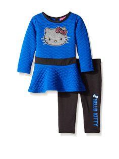 Hello Kitty Kid's Tunic & Legging Set at MYHABIT