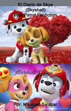 Paw Patrol Movie, Los Paw Patrol, Fanfiction, Marshall, Romance, Wattpad, Fictional Characters, Board, Puppies