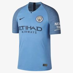 best service 7dfe3 3cfed Manchester City Nike Home Kit 2018 2019   Soccer jersey for him - gift ideas