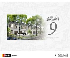 Cluster Luxmore @ Greenwich Park, BSD City