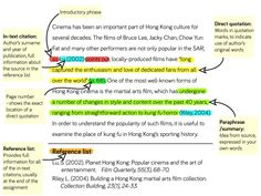 007 in text citation examples apa Google Search Nursing