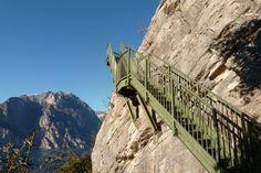 Sentiero Busatte-Tempesta - Lago di Garda (Trento)