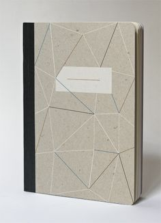 Quartz notebook by Papier Tigre