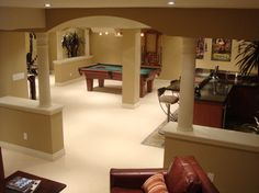 Half Wall With Pillar Design Ideas Pictures Remodel And Decor Page 2