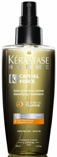 Fuerza Capital para el cuidado capilar masculino en pilarmode.com