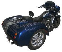 Mystery Designs | Trike Body Kits | Custom Trikes