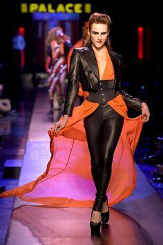 Paris Haute Couture S/S 2016 #Jean Paul Gaultier