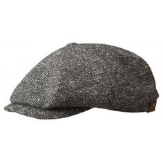 Hatteras Justice Flat Cap by Stetson