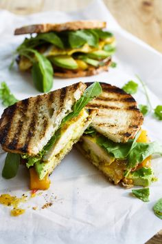 Do y'all ever have sandwich-for-dinner nights? Sometimes you just can't beat the ease or comfort food factor of yummy ingredients piled between two toasty slices of bread. On nights like ...read more