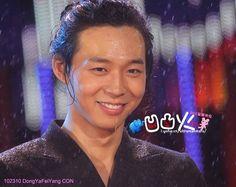 Yoochun... smile...