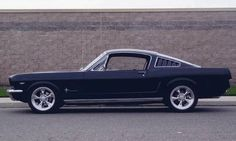 `65 Ford Mustang Fastback