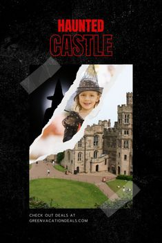 Discount voucher, coupon, promo code for Haunted Castle in Warwick England. This event includes family-friendly shows, Halloween trail, witches, wizard Vacation Deals, Travel Deals, Vacation Spots, Halloween Festival, Halloween Fun, Warwick England, Warwick Castle, Medieval Castle, Free Things To Do