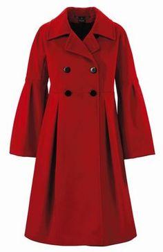 Un manteau rouge ?