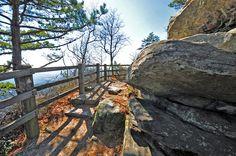 11. Jomeokee Trail, Pilot Mountain State Park, 0.9 miles