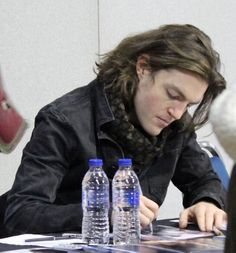 The Daily Burke — jen777777:   Tom Burke and thanks for all the help...