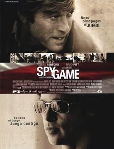 2001 / Spy Game, juego de espías - Spy game - tt0266987