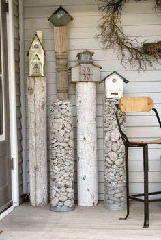 23 lustige DIY-Gartenprojekte mit Felsen 23 funny DIY garden projects with rocks The post 23 funny DIY garden projects with rocks appeared first on Deco. Diy Garden Projects, Diy Garden Decor, Outdoor Projects, Outdoor Decor, Garden Ideas, Easy Projects, Garden Decorations, Outdoor Living, Mosaic Projects