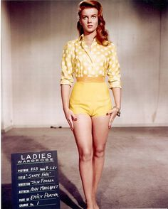 Love this outfit!!! (ann-margret)