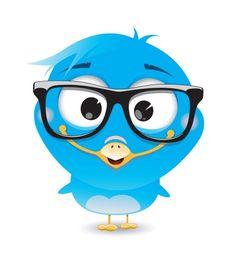 bird, glasses