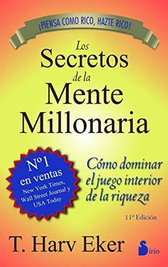 nice SECRETOS DE LA MENTE MILLONARIA (Spanish Edition)