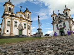 10 Top Tourist Attractions in Belo Horizonte & Easy Day Trips Stock Image, Easy Day, Day Trips, Attraction, Mansions, House Styles, Colonial Architecture, Ancient Architecture, Brazil