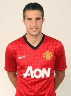 Robin Van Persie, Manchester United FC.