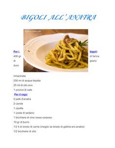 Immagine postata sul gruppo di classe per la presentazione di una ricetta.