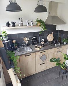 Home Inspiration Scandinavian Woods 50 Trendy Ideas Home Decor Kitchen, Interior Design Kitchen, Home Kitchens, Küchen Design, House Design, Beautiful Kitchens, Kitchen Remodel, Sweet Home, Living
