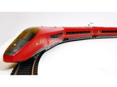 Lima HL1041 - Start set Treno Italo NTV  scala h0 modellismo ferroviario plastico del treno