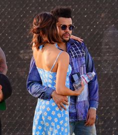 April 15th, 2017: Selena Gomez and Abel Tesfaye (The Weeknd) at Coachella