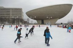 3. Go for a skate. Where: Empire State Plaza, AlbanyWhen: 11 a.m. to 8 p.m. d