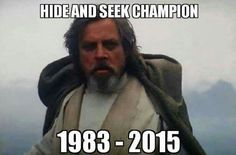 Luke - Galactic Hide N' Seek Champion