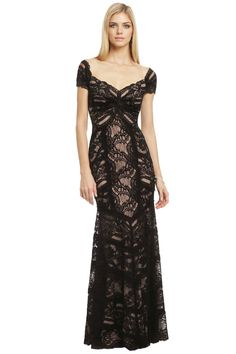 Classy gowns are just perfect for the black tie Dream #Prom! NICOLE MILLER, Tempted by You Gown