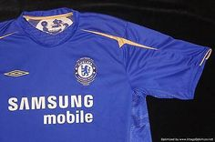 Chelsea 2005-2006 umbro #centenary home #football shirt #xx-large 2xl,  View more on the LINK: 	http://www.zeppy.io/product/gb/2/332055276064/