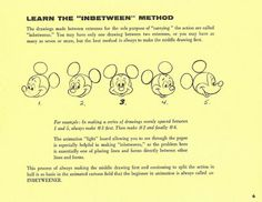 The Blackwing Diaries: Disney's Tips on Animation, part 1