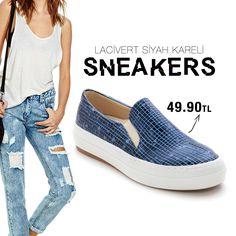 Lacivert Siyah Kareli Sneakers 49.90TL http://www.modsimo.com/eevp~u~lacivert-siyah-kareli-ayakkabi-babet-spor-4472 #sneakers #indirim #modsimo #ayakkabi