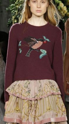 8658f3154f73 Purple Pattern, Animal Faces, Jumpers, Bell Sleeves, Bell Sleeve Top, Jumper