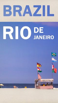 Olympics and Paralympics: Practical Information about Rio de Janeiro