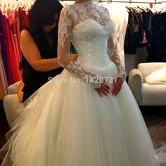 Cheap dress hats for men, Buy Quality gown pageant directly from China gown store Suppliers: Vestido de noiva 2016 Wedding dresses Tube top Luxurious Long sleeve Lace Wedding dress 2015 Wedding gown Robe De Mariage Wedding Robe, Wedding Jacket, Tulle Wedding, Dream Wedding Dresses, Bridal Dresses, Wedding Gowns, Bridesmaid Dresses, Spring Wedding, Ivory Wedding
