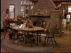 Michael Caine in Windmill House from movie Deathtrap 1982