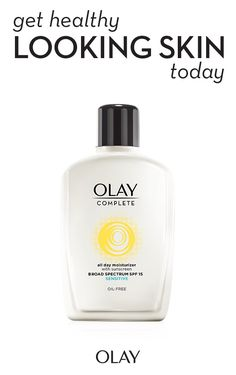 Protect against the #1 cause of aging skin—damage from the sun. This lightweight antioxidant-rich cream conditions skin surface with vitamins E, B3 and C to help maintain healthy-looking skin. Learn more at Olay.com