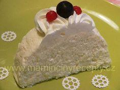 Kokosový tunel – Maminčiny recepty Pudding, Desserts, Food, Tailgate Desserts, Deserts, Eten, Puddings, Postres, Dessert