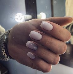 Make an original manicure for Valentine's Day - My Nails Classy Almond Nails, Classy Nails, Stylish Nails, Trendy Nails, White Nails, Pink Nails, Hair And Nails, My Nails, No Chip Nails