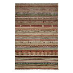 "Adina Collection Oriental Rug, 4'1"" x 6'1"""