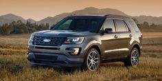 The Review of Ford Explorer – The Big and Powerful - https://carsintrend.com/ford-explorer-review/