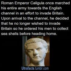 Ultrafacts.tumblr.com - Roman Emperors