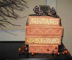 DIY Pumkin Crafts : DIY Wooden Pumpkin