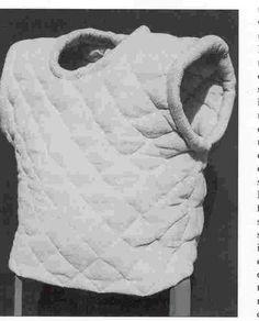 Ichcahuipilli - Aztec quilted armour