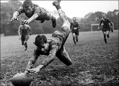 rugby in the old time